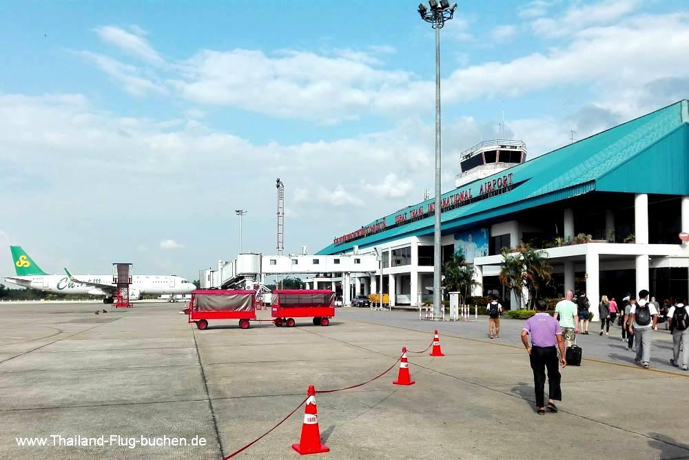 Foto: Surat-Thani International Airport (Thailand)