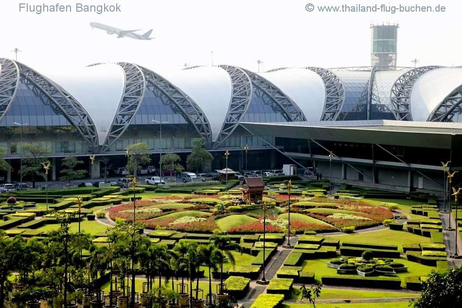 Flug Bangkok
