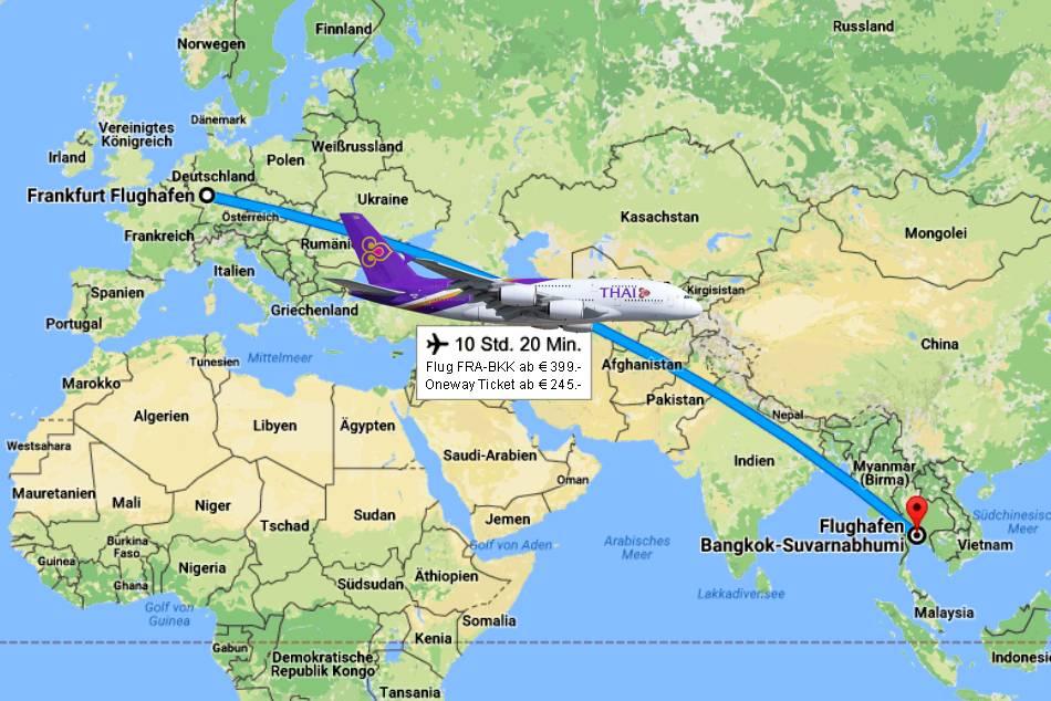 Flugbuchung Ham Bkk Fluge Von Hamburg Nach Bangkok Bei Thailand